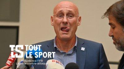 Tout Le Sport : Laporte contre-attaque