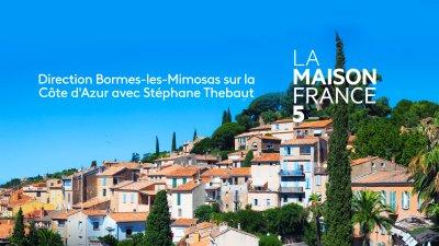 La maison France 8 Bormes-les-Mimosas