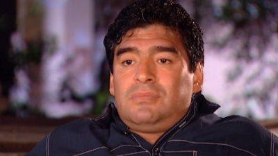 Maradona par Diego
