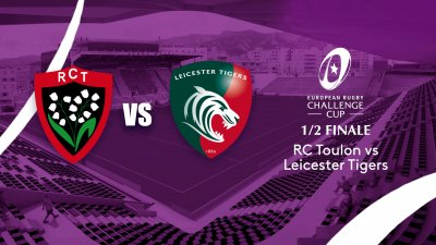 RC Toulon - Leicester Tigers