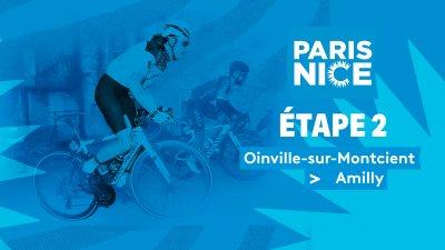 Paris - Nice : 2e étape