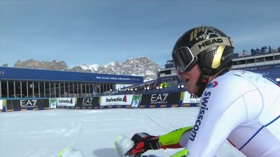 Cortina 2021 - Slalom géant dames : Lara-Gut-Behrami décroche l'or devant Shiffrin