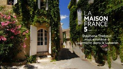 La maison France 10 Lourmarin dans le Luberon