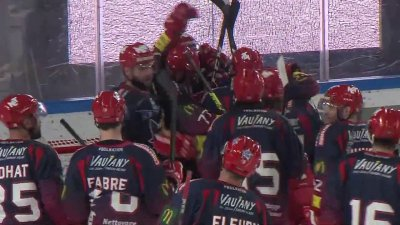 Ligue Magnus : Grenoble s'impose contre Rouen