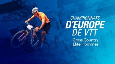Championnats d'Europe de VTT / Cross-Country : Course hommes
