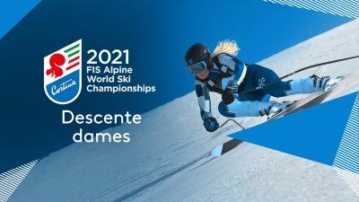 Championnats du monde de ski : Descente dames
