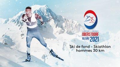 Championnats du monde de ski nordique Skiathlon hommes 30 km - france.tv