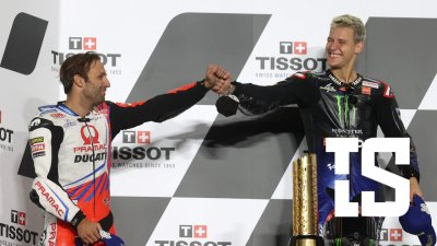 Quartararo/Zarco, les frenchies de la moto GP