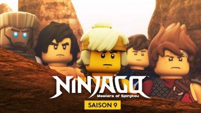 Lego Ninjago Saison 9 Tous Les épisodes En Streaming