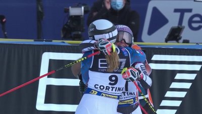 Cortina 2021 - Slalom parallèle dames : Tessa Worley décroche le bronze ! Bassino remporte l'or