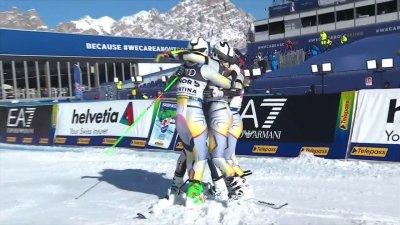 Cortina 2021 - Team Event : La Norvège sur le toit du monde !