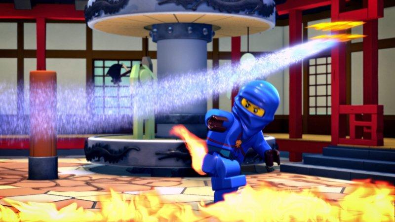 Lego ninjago saison 7 pisode 1 en streaming sur france 4 - Lego ninjago saison 7 ...