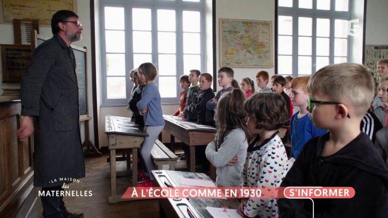 Replay la maison des maternelles la maison des maternelles a l 39 cole comme en 1930 du france 5 - La maison de france 5 replay ...