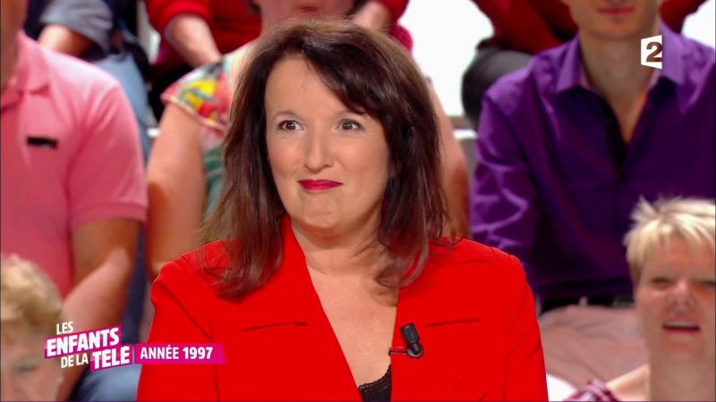 extrait quand anne roumanoff montrait ses seins la t l vision france 2 24 09 2017. Black Bedroom Furniture Sets. Home Design Ideas