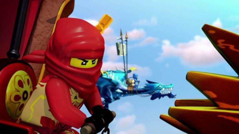 Lego ninjago saison 3 pisode 6 en streaming sur france 4 - Ninjago saison 3 ...