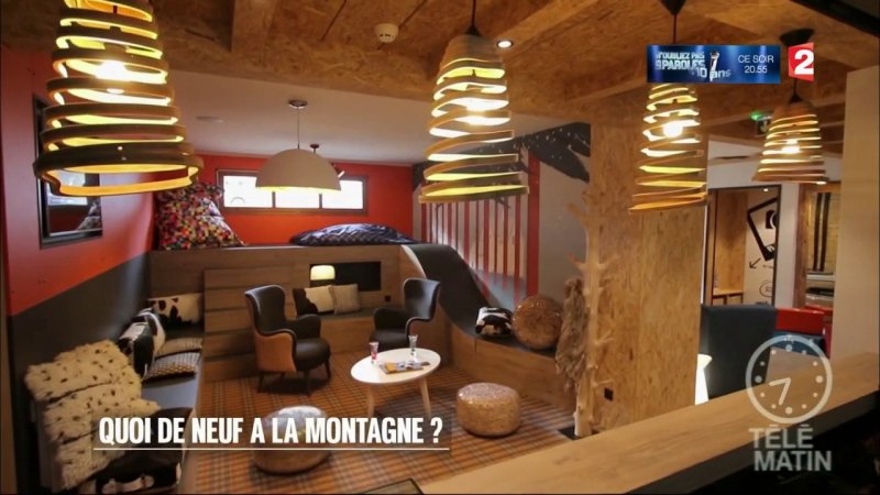 Replay t l matin t l matin made in france tendance - Marie dominique perrin chambres d hotes ...