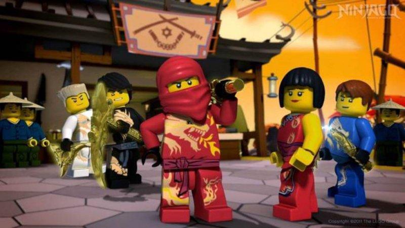 votre vido nest plus disponible accueil france 4 lego ninjago saison 3 - Lego Ninjago Nouvelle Saison