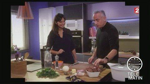 Gourmand t l matin se met au fourneaux france 2 19 - Recette de cuisine tele matin france2 ...