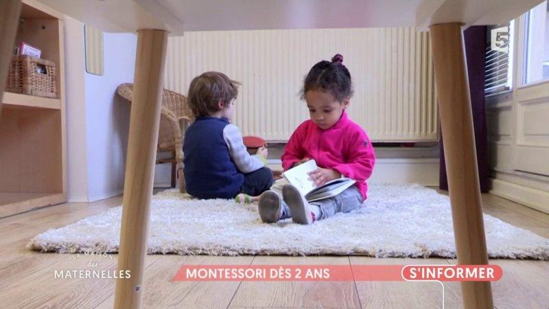Replay la maison des maternelles la maison des maternelles montessori d s 2 ans du france 5 - La maison de france 5 replay ...