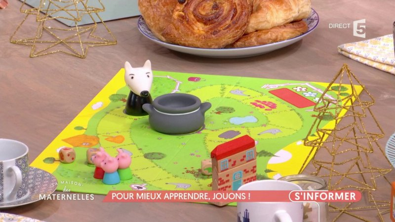 Replay la maison des maternelles la maison des maternelles pour mieux apprendre jouons du - La maison de france 5 replay ...