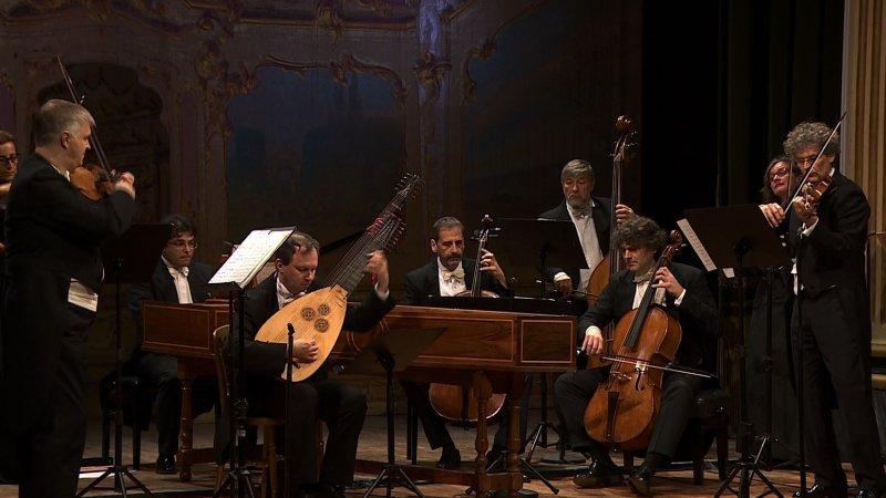 Le Concerto Koln Bach Vivaldi Scarlatti Au Teatro Manoel En