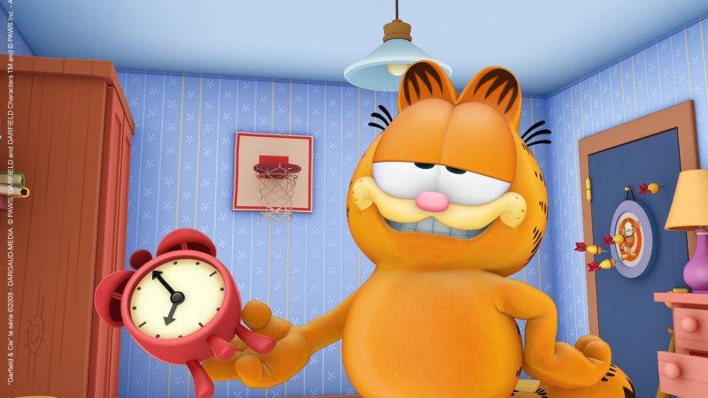 Garfield 1 Stream