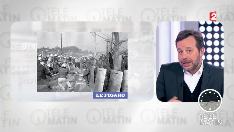replay t l matin t l matin revue de presse du 15 01 du france 2. Black Bedroom Furniture Sets. Home Design Ideas