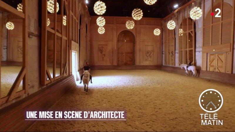 Tendances patrick bouchain d fricheur de talent for Telematin theatre
