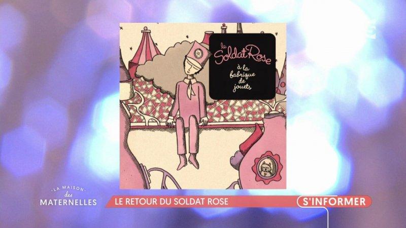 Replay la maison des maternelles la maison des maternelles le retour du soldat rose du france 5 - La maison de france 5 replay ...