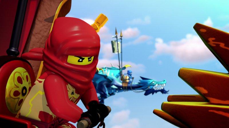 Lego ninjago saison 7 pisode 3 en streaming sur france 4 - France 3 ninjago ...