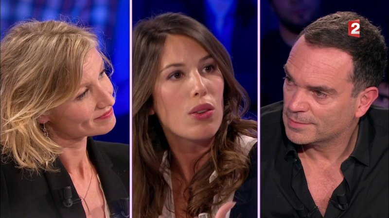 Replay on n 39 est pas couch on n 39 est pas couch alexandra lamy et nathalie marchak du france 2 - Antenne 2 on est pas couche replay ...