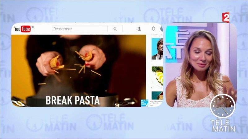 Des recettes de cuisine fa on cin ma france 2 24 08 2017 - Recette de cuisine tele matin france2 ...