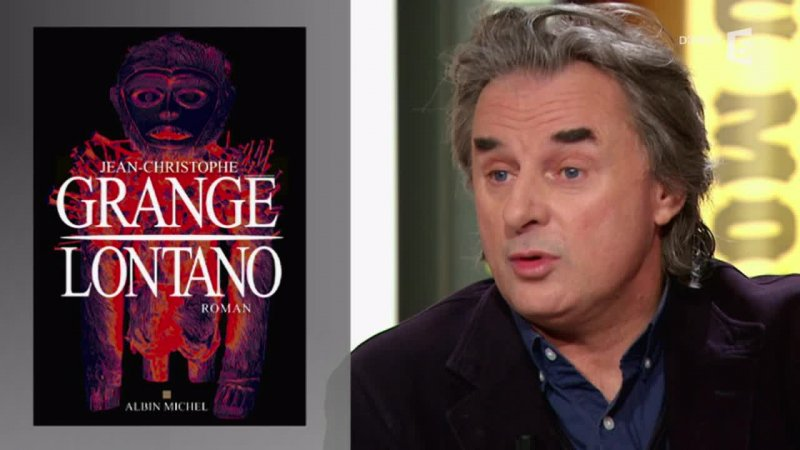 Jean christophe grang pr sente son nouveau polar dimension familiale france 5 01 10 2015 - Nouveau livre jean christophe grange ...