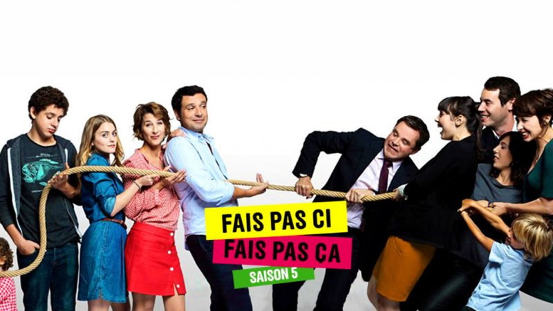 fais pas ci fais pas a saison 5 pisode 6 en streaming sur france 2. Black Bedroom Furniture Sets. Home Design Ideas