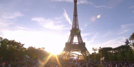 14 Juillet 2018 : Concert De Paris