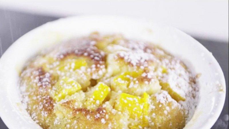 Gourmand clafoutis mangue noix de coco france 2 14 - Recette de cuisine tele matin france2 ...
