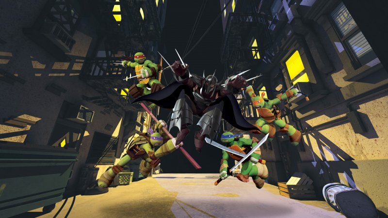 Les tortues ninja saison 4 pisode 26 en streaming sur france 4 - Les 4 tortues ninja ...