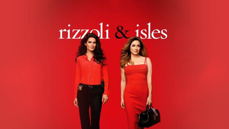 Rizzoli And Isles Stream