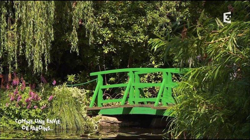 replay comme une envie de jardins comme une envie de jardins le jardin japonais du france 3. Black Bedroom Furniture Sets. Home Design Ideas