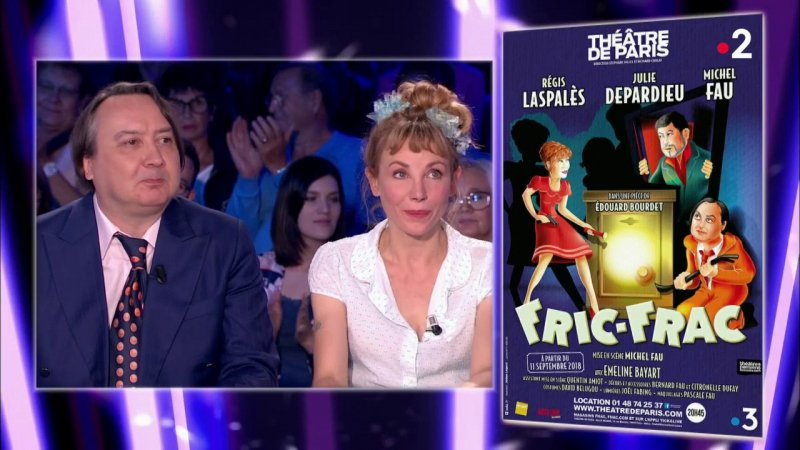 France On N Est Pas Couch Replay on