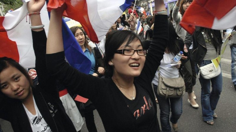 TV asiatique en direct