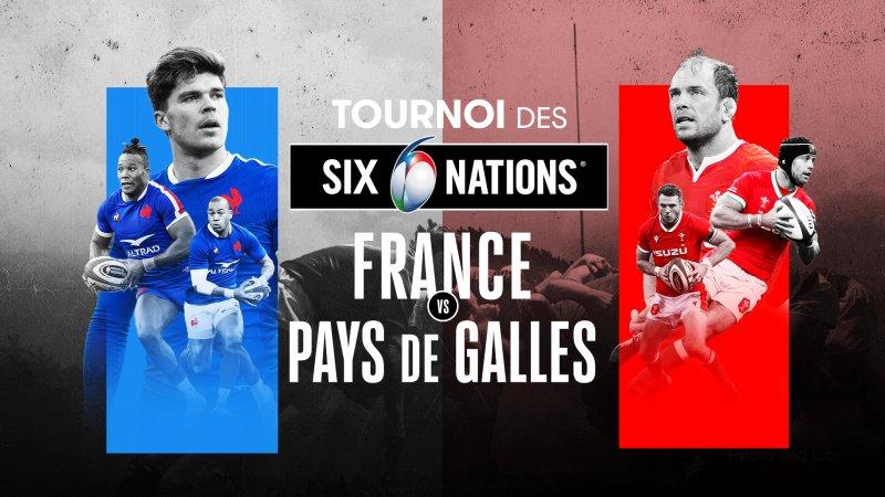 Tournoi des 6 Nations : suivez ici la rencontre France - Pays de Galles en direct