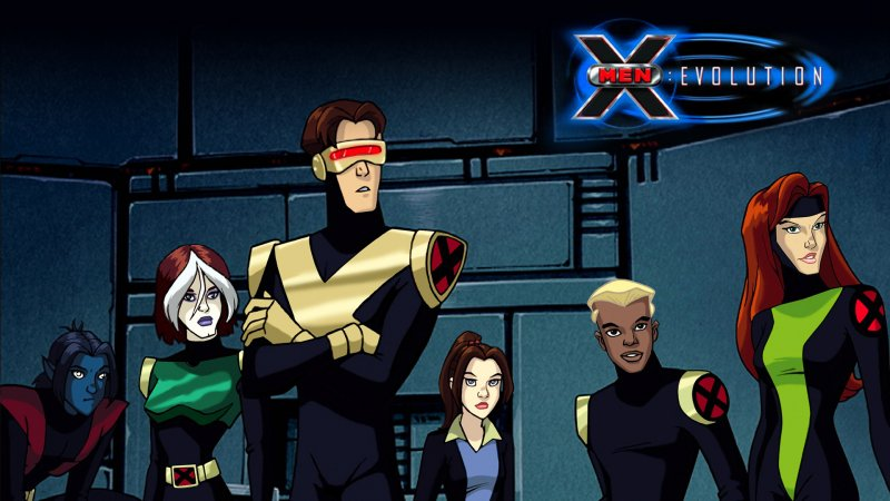 X-men dessin animé streaming fr