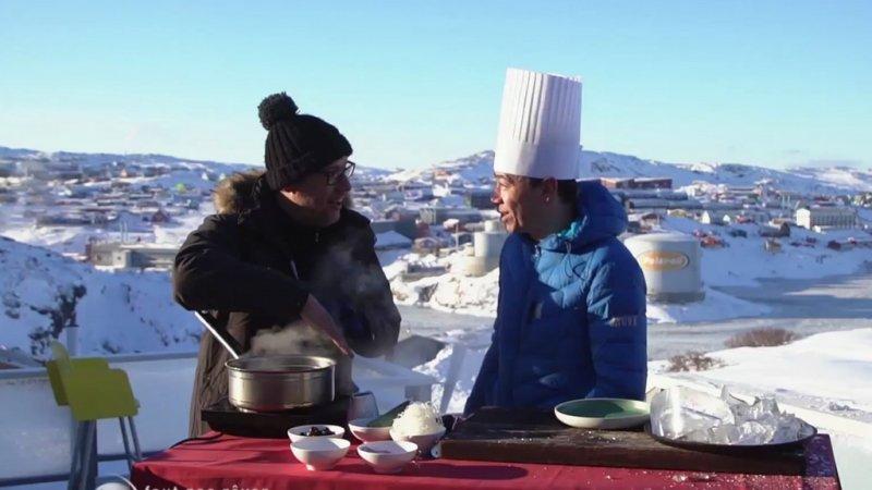 Groenland la cuisine groenlandaise france 3 26 01 2018 - La cuisine de julie france 3 ...