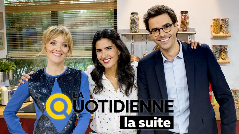 La quotidienne la suite en replay et streaming sur pluzz - Emission cuisine france 5 ...