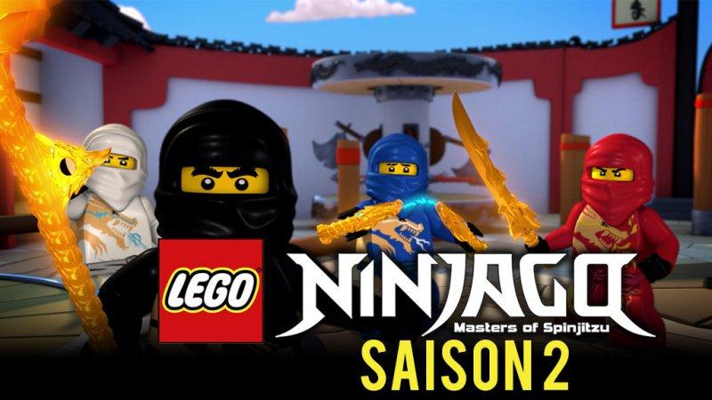 Lego ninjago saison 2 pisode 13 en streaming sur france 4 - Ninjago saison 4 ...