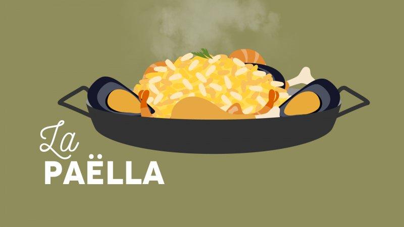 Replay carnets de julie paella la carte france 3 - La cuisine de julie france 3 ...