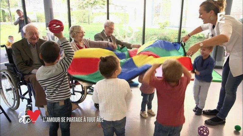 L'amour se partage à tout âge - France 2 - 26-10-2017