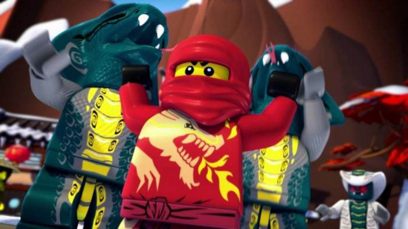 Lego ninjago saison 4 pisode 3 en streaming sur france 4 - Ninjago saison 4 ...