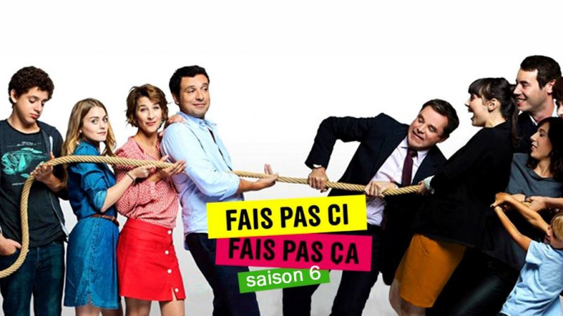 fais pas ci fais pas a saison 6 pisode 5 en streaming sur france 2. Black Bedroom Furniture Sets. Home Design Ideas
